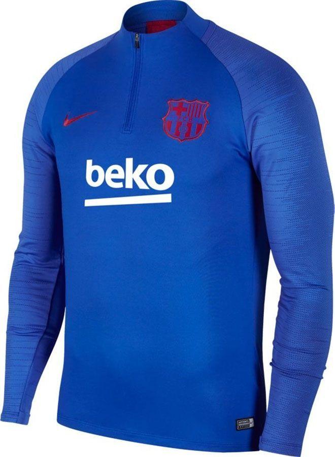 Nike Bluza Nike FC Barcelona Dry Drill Top AO5159 402 AO5159 402 niebieski S ID produktu: 6275643