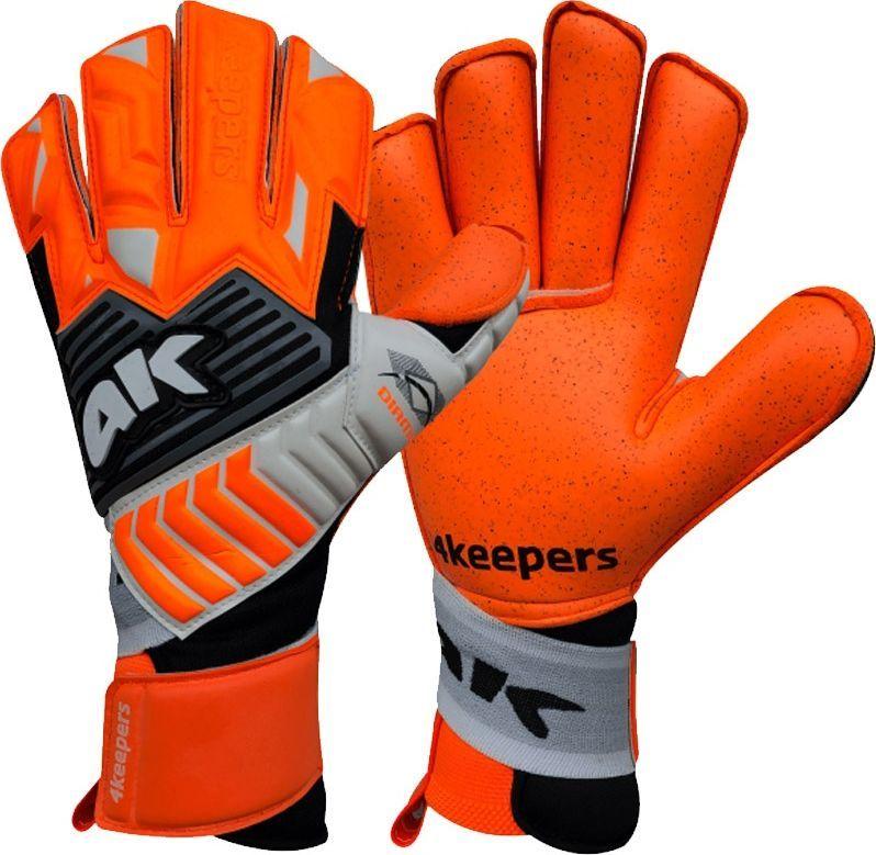 4keepers Rękawice 4keepers Diamo Taffe RF + płyn czyszczący S619223 pomarańczowy 10 1