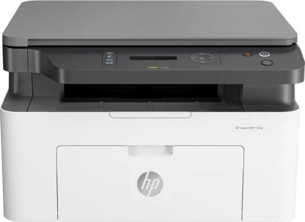 Urządzenie wielofunkcyjne HP Laser MFP 135w (4ZB83A) 1