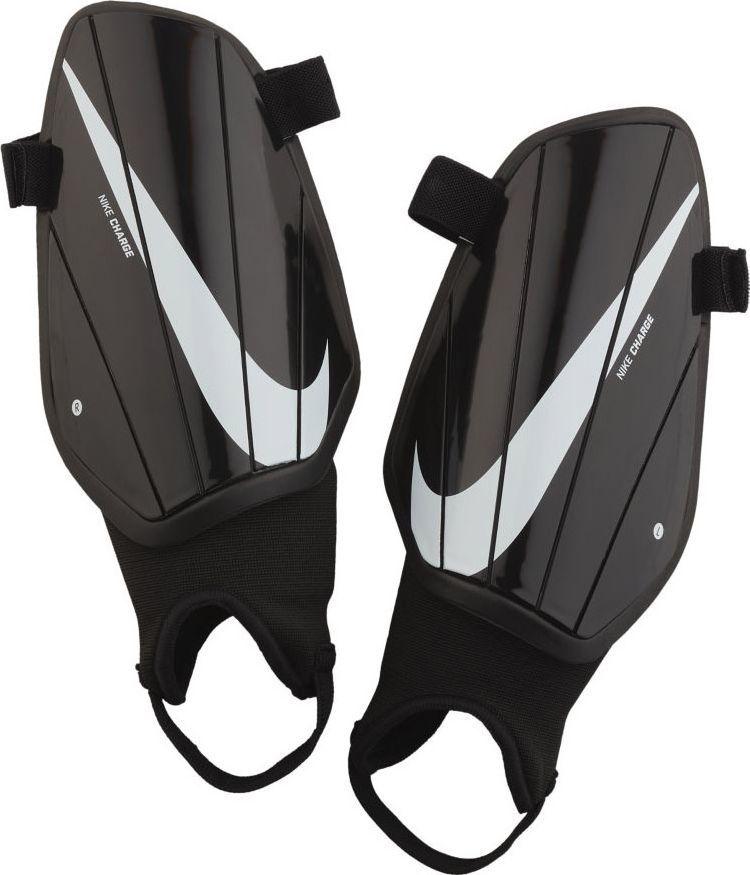 Nike Nagolenniki Nike NK Charge GRD SP2164 010 SP2164 010 czarny S 1