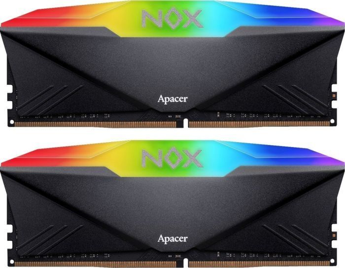 Pamięć Apacer NOX, DDR4, 16 GB, 3000MHz, CL16 (AH4U16G30C08YNBAA-2) 1