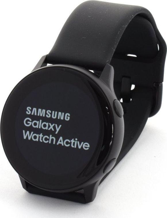 Smartwatch Samsung Galaxy Watch Active Dark Gray Szary  (SM-R500NZKAATO) 1