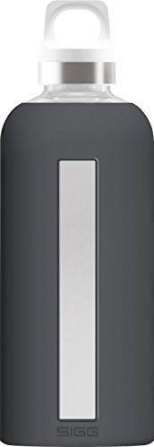 SIGG Butelka na wodę czarna  1