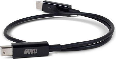 Kabel USB OWC kabel Thunderbolt mini DisplayPort 1 2 Premium 2m czarny  (OWCCBLTB2MBK) ID produktu: 628153