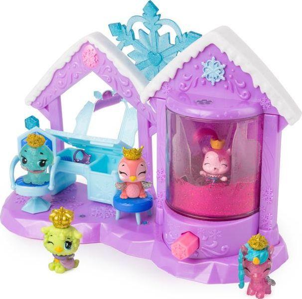 Spin Master Figurki Hatchimals Brokatowy salon 1
