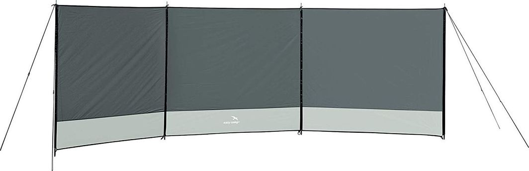 Easy Camp Easy Camp Windscreen Grey - 120330 1