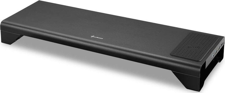 Sharkoon Podstawka pod monitor Power czarny (4044951027286) 1