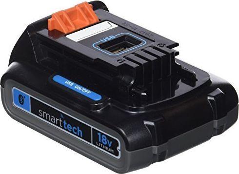 Black&Decker Bateria Li-ion 2Ah (BL2018ST-XJ) 1