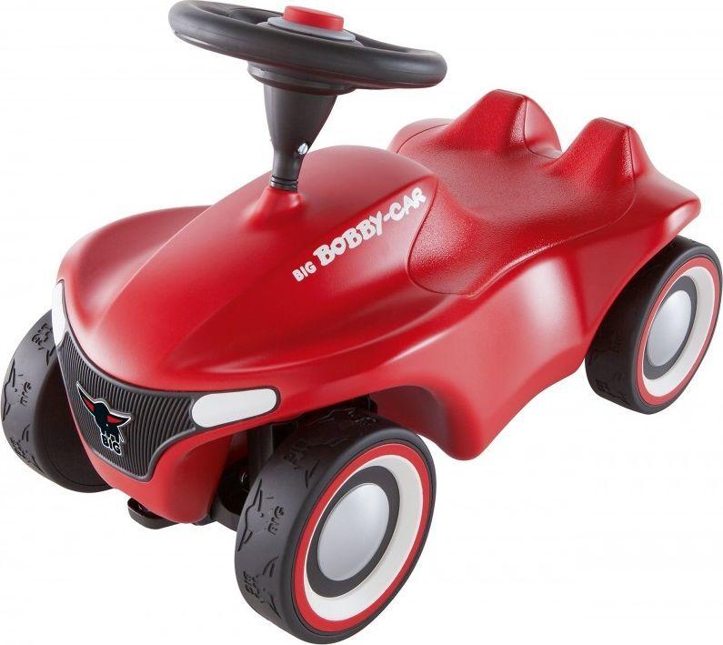 Big Jeździk Bobby Car Neo czerwony 1