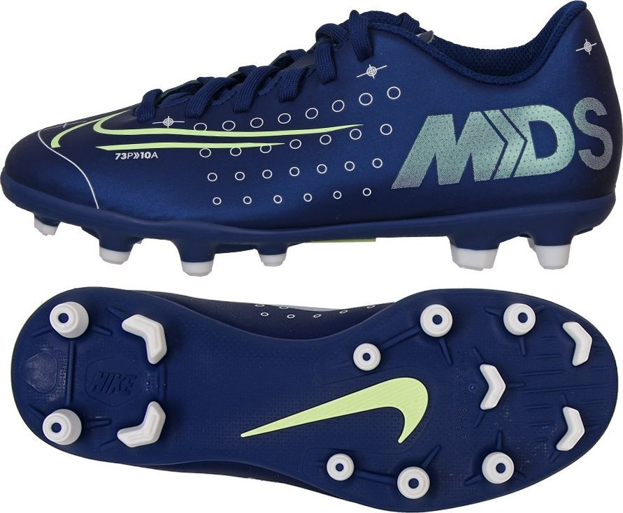 Nike Buty Nike JR Mercurial Vapor 13 Club MDS FGMG CJ1148 401 CJ1148 401 niebieski 37 12 ID produktu: 6283197