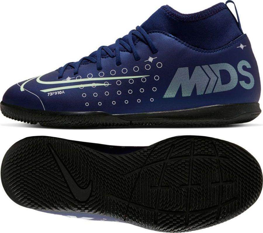 Nike Buty Nike JR Mercurial Superfly 7 Club MDS IC BQ5417 401 BQ5417 401 niebieski 38 1/2 1
