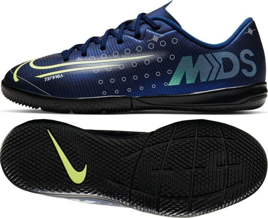 Nike Nike JR Vapor 13 Academy MDS IC 401 : Rozmiar - 36 (CJ1175-401) - 19463_184909 1