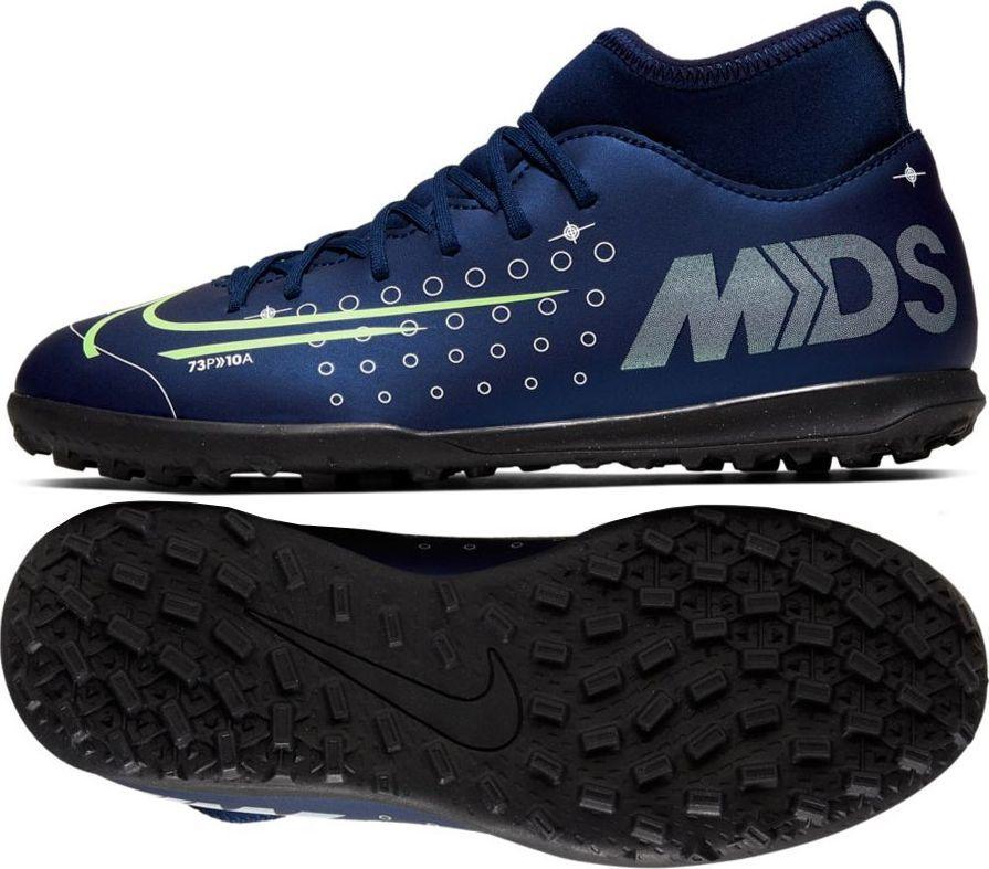 Nike Buty Nike JR Mercurial Superfly 7 Club MDS TF BQ5416 401 BQ5416 401 niebieski 38 1