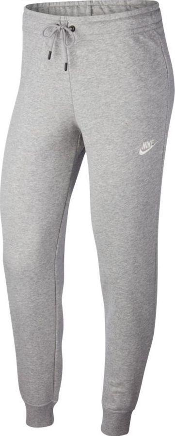 Nike Spodnie damskie W Nsw Ess Pant Tight Flc szare r. XL (BV4099 063) 1