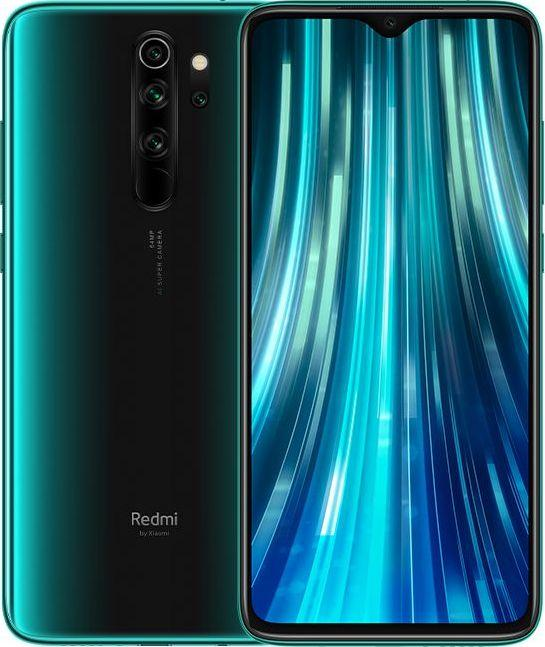 Smartfon Xiaomi Redmi Note 8 Pro 6/128GB Forest Green (25538) 1