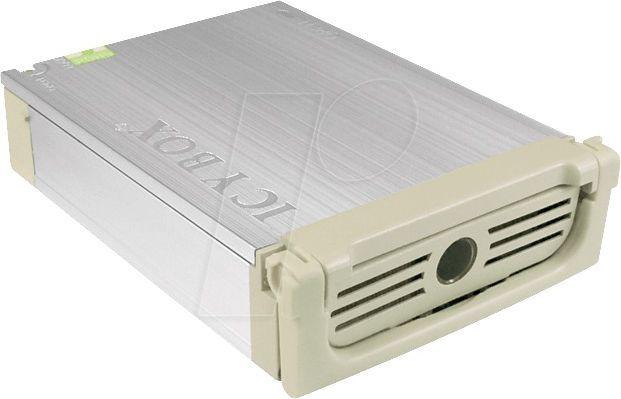Kieszeń Icy Box kieszeń wewn. 5,25'' na dysk SATA 3,5'' (IB-138SK-II) 1