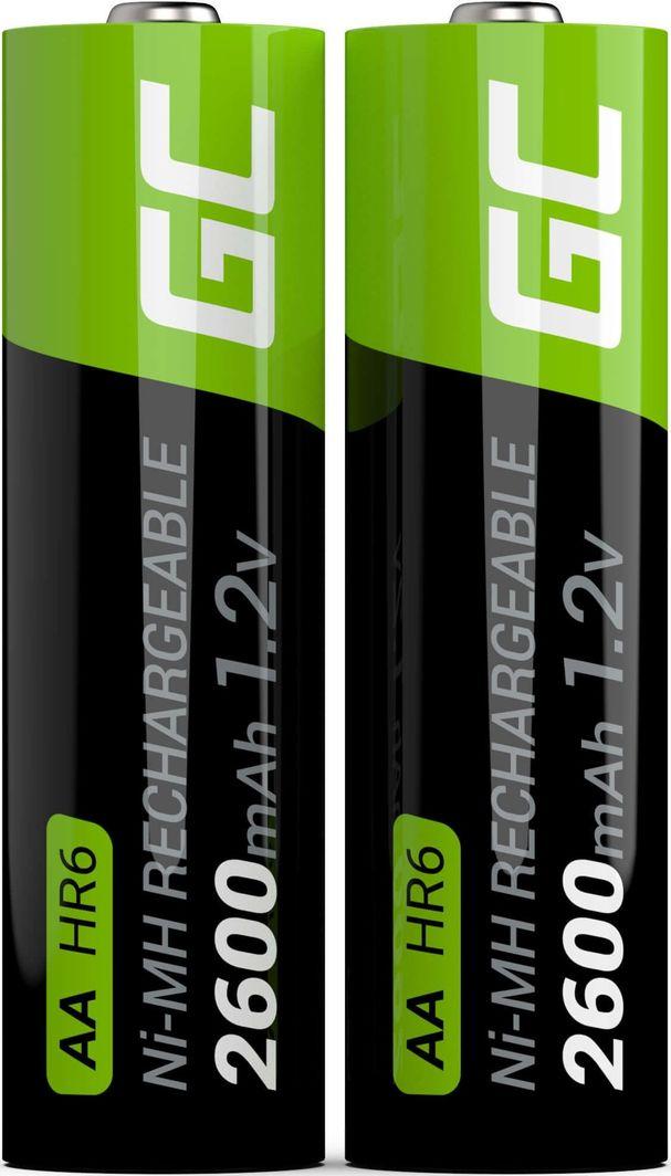 Green Cell Akumulator AA / R6 2600mAh 2szt. 1