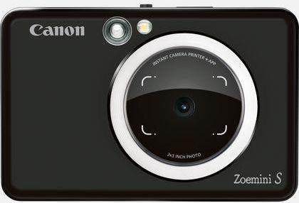 Drukarka fotograficzna Canon Mini drukarka fotograficzna Zoemini S cyfrowa 8 MP czarny matowy 1