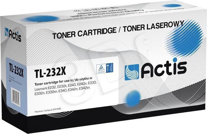 Actis TL-232X (Lexmark 24016 34016) 1