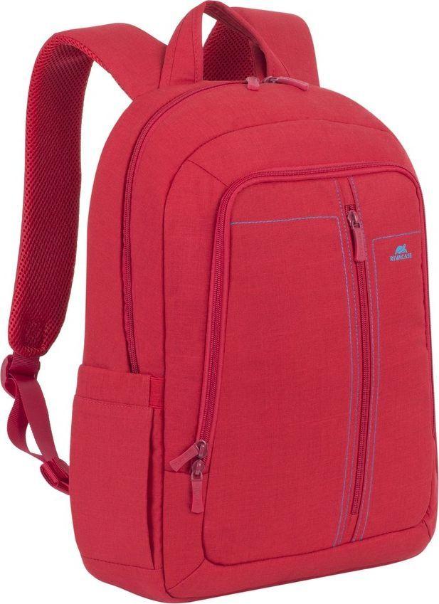 """Plecak RivaCase Plecak na notebook 15,6"""" RivaCase Alpendorf czerwony, z materiału wodoodpornego 1"""