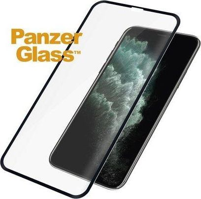 PanzerGlass Szkło hartowane do iPhone XS Max / 11 Pro Max Black (2672) 1