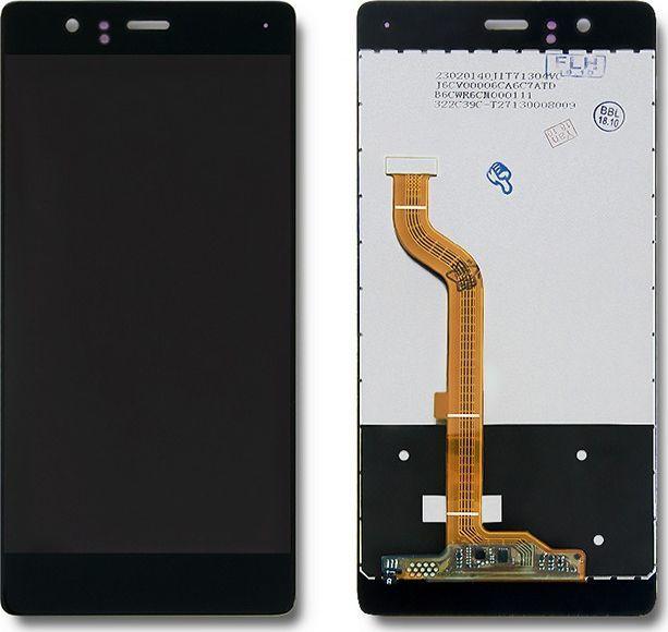 Qoltec Wyświetlacz dotykowy LCD Qoltec do Huawei P9 1
