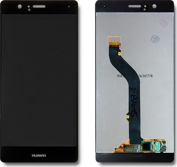 Qoltec Wyświetlacz dotykowy LCD Qoltec do Huawei P9 lite 1