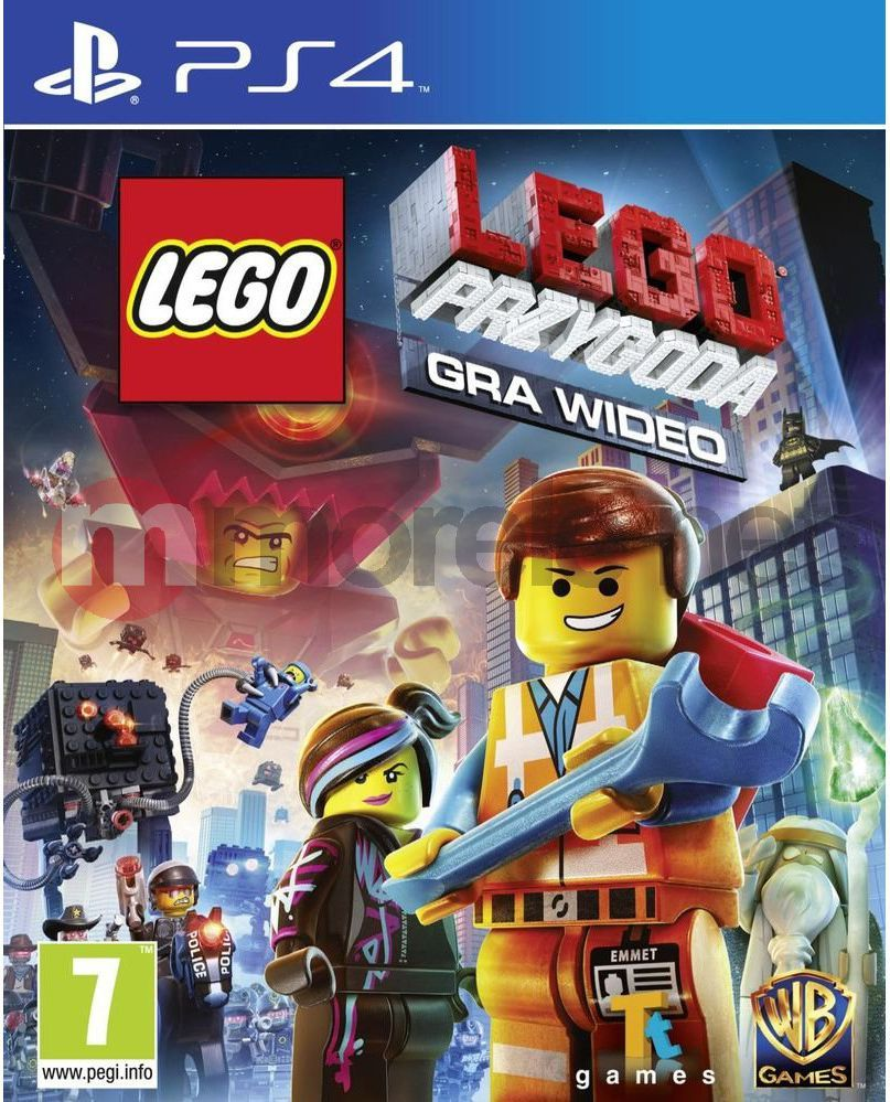 Lego Movie Videogame PS4 1