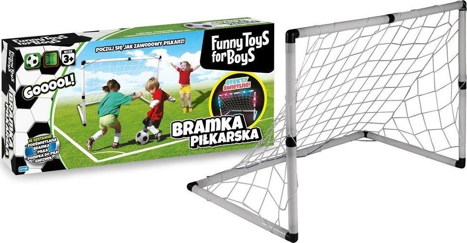Artyk Bramka piłkarska Toys For Boys 1