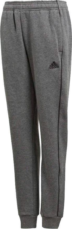 Adidas adidas JR Core 18 Spodnie bawełna 957 : Rozmiar - 164 cm (CV3957) - 11826_167733 1