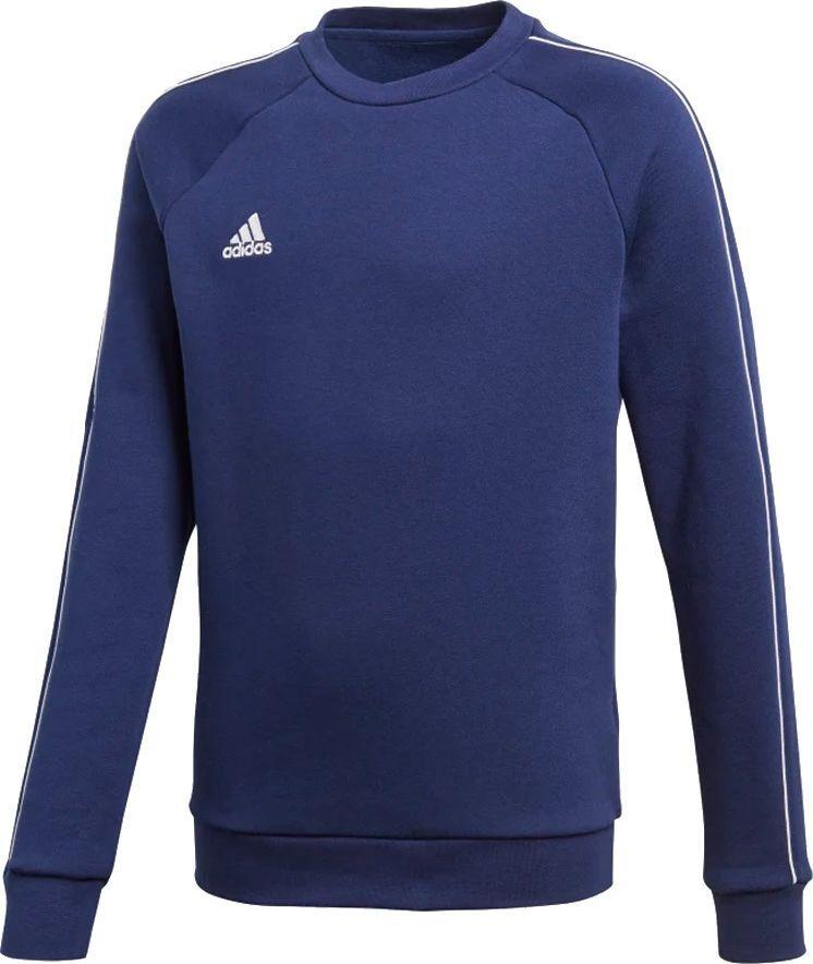 Adidas adidas JR Core 18 Bluza 968 : Rozmiar - 152 cm (CV3968) - 10814_164713 1