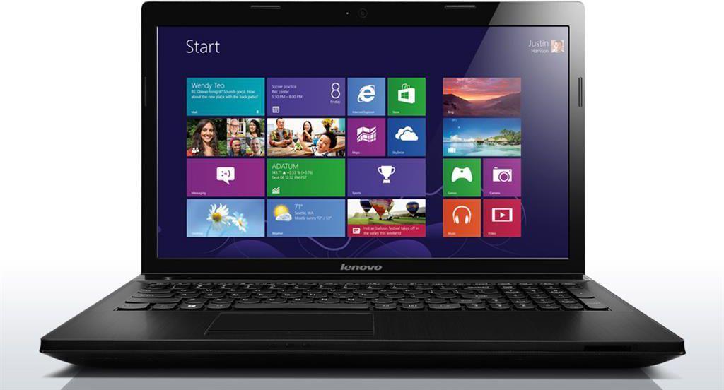 Laptop Lenovo IdeaPad G510 (59-406701) 1