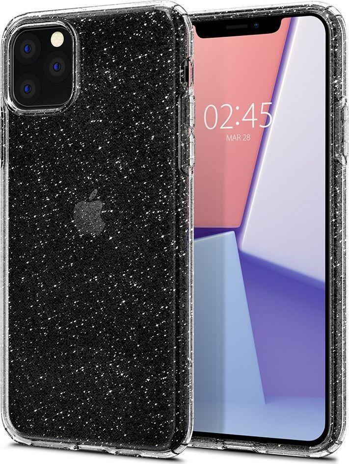 Spigen Spigen Liquid Crystal Glitter iPhone XS 1