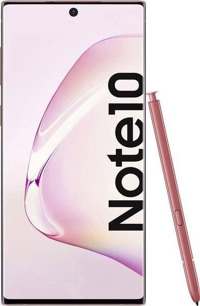 Smartfon Samsung Galaxy Note 10 256 GB Dual SIM Różowy (SM N970FZIDDBT) ID produktu: 6295521