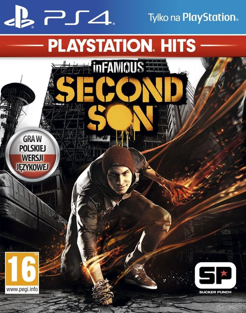 InFamous Second Son Hits PS4 1