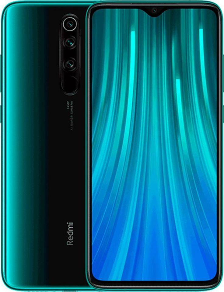 Smartfon Xiaomi Redmi Note 8 Pro 6/64GB Forest Green (26142) 1