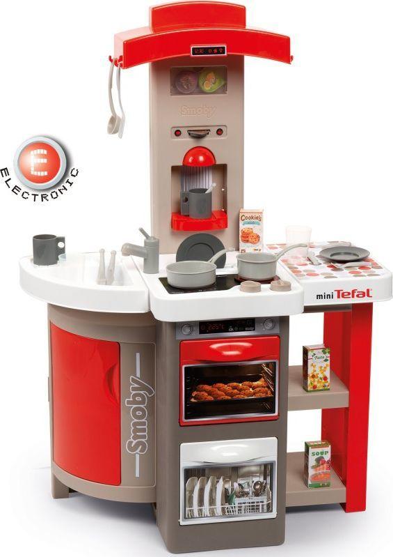 Smoby Kuchnia miniTefal Opencook elektroniczna 1