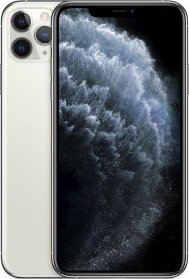 Smartfon Apple iPhone 11 Pro 256 GB Dual SIM Srebrny  (MWC82PM/A) 1