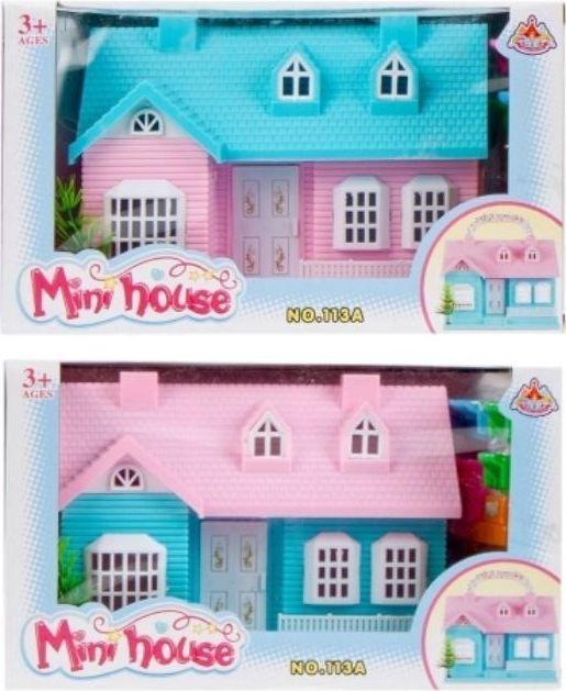 Mega Creative Domek dla lalek z akcesoriami (442486) 1