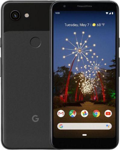 Smartfon Pixel 3a 64 GB Czarny  (Google Pixel 3a 64GB (Black)) 1
