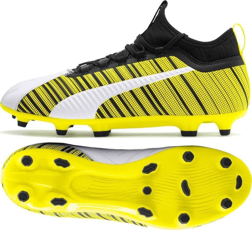 Puma Buty Puma One 5.3 FG AG 105604 03 105604 03 żółty 44 1/2 1
