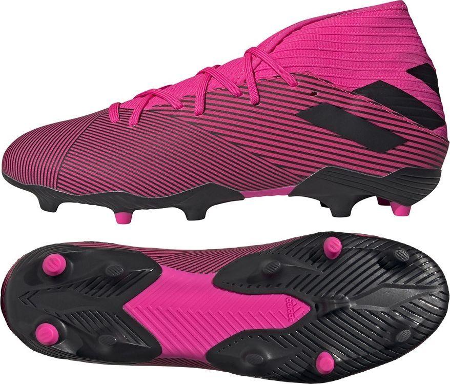 Adidas Buty adidas Nemeziz 19.3 FG F34388 F34388 różowy 46 ID produktu: 6300926
