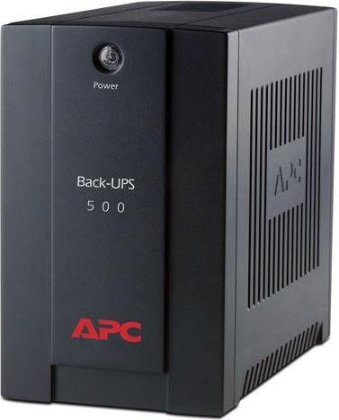 UPS APC Back-UPS 500 (BX500CI) 1