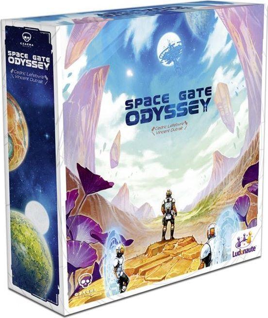 Czacha Games Gra planszowa Space Gate Odyssey (PL) 1
