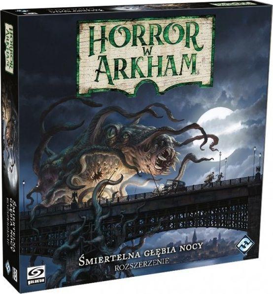 Galakta Gra Horror w Arkham: Śmiertelna głębia nocy 1