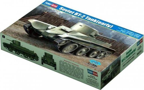Hobby Boss Model plastikowy Radziecki czołg BT-2 (GXP-669680) 1