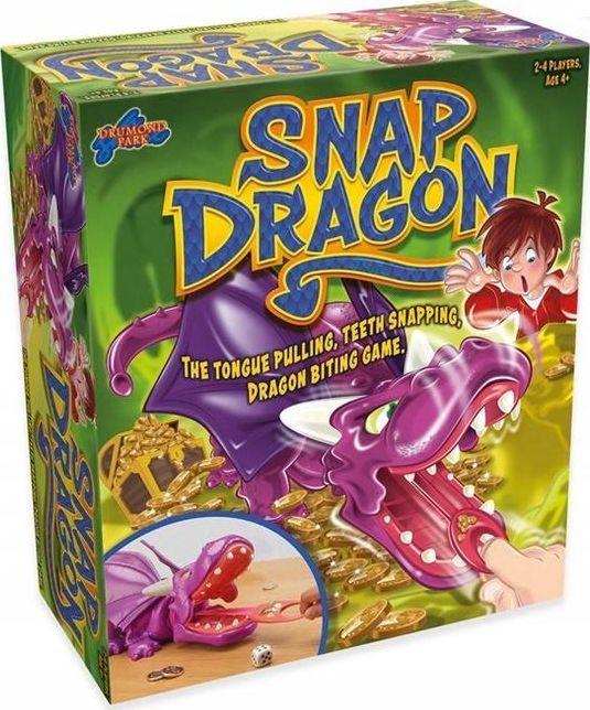 Tomy Gra Snap Dragon (T73039) 1