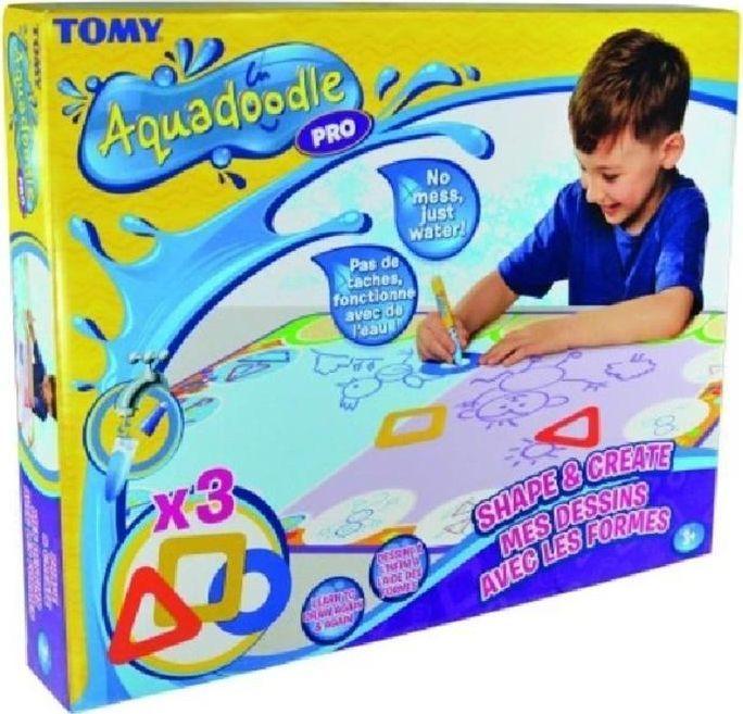 Tomy TOMY Aquadoodle mata fig ury i ksztalty 1