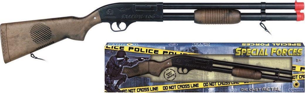 Pulio Strzelba policyjna 1