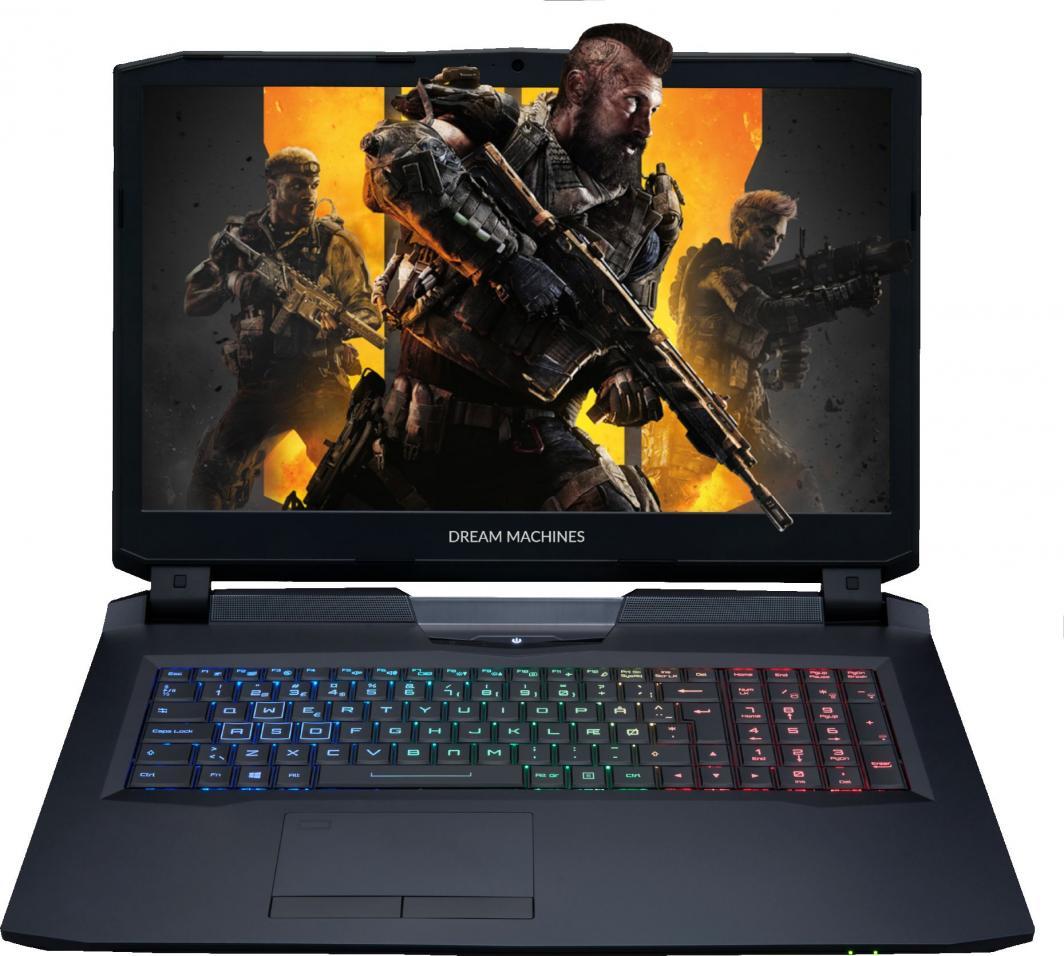 Laptop Dream Machines RX2080 (RX2080-17PL22) 1